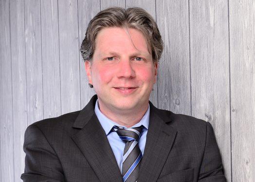 Presse-Sprecher der Kies-Initiative zukunft niederrhein: Sascha Kruchen