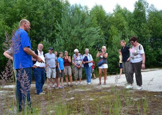 """""""Natur- und Erlebniswochen"""" begeistern Anwohner für heimische Biotope und Baggerseen"""