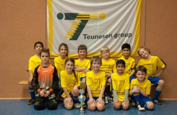 Engagement für den Niederrhein: Die Teunesen Sand und Kies GmbH unterstützt Vereine und Projekte